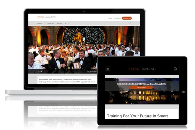 Presto Launch Two New CEDIA Websites as Part of Global Rebrand