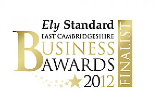 Presto - Finalist in Ely Business Awards 2012!