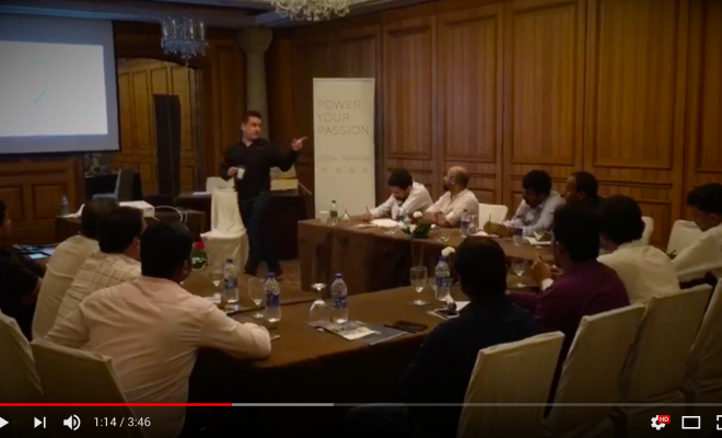Presto Release Video From India Trip With CEDIA - Preview Image