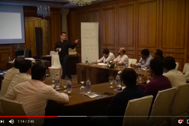 Presto Release Video From India Trip With CEDIA
