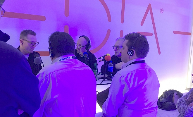 Geoff's CES & ISE 2019 Coverage On The CEDIA Podcast - Preview Image