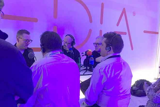 Geoff's CES & ISE 2019 Coverage On The CEDIA Podcast
